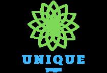 Unique Yoga Logo